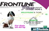 25afcdaef0 Frontline edge Plus Spot On For Treatment Dogs UK