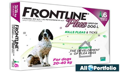 Frontline edge Plus