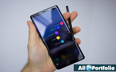 Samsung Galaxy Note 9 Overview
